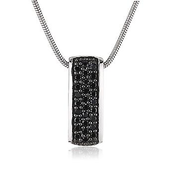 s.Oliver jewel ladies chain necklace silver Zyrkonia SO637/1 - 386364