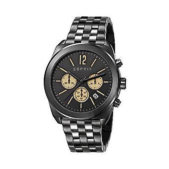 ESPRIT часы Часы Дилан нержавеющей стали ES107571005