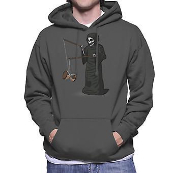 Das Leben ist ein Spielzeug-Herren Sweatshirt mit Kapuze