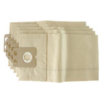 Bolsas de polvo de papel de aspiradora NILFISK Gd1000
