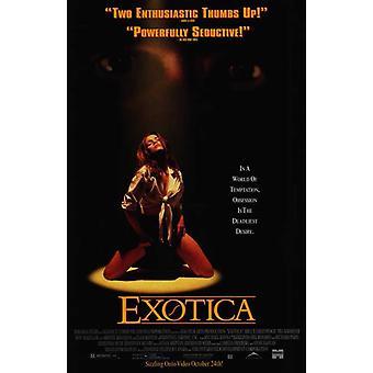 Locandina del film Exotica (11 x 17)