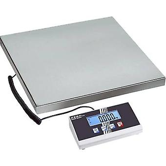 Kern Parcel scales Weight range 60 kg Readability 20 g mains-powered, battery-powered Silver