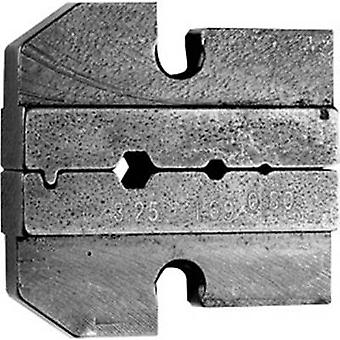 Crimp inset Telegärtner N01003A0012 1 pc(s)