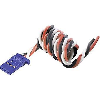 Servo Cable [1 zócalo de x Futaba - 1 x Sony Xperia] 0,35 mm² silicio Modelcraft