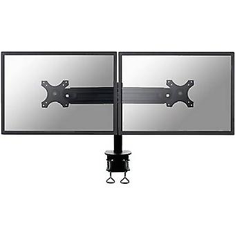 NewStar FPMA-D700D 2x Monitor desk mount 48,3 cm (19) - 76,2 cm (30) Swivelling/tiltable, Swivelling