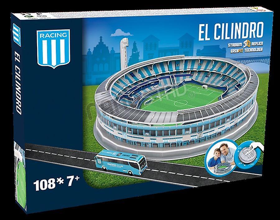 Racing Club Argentina El Cilindro Stadium 3D pussel