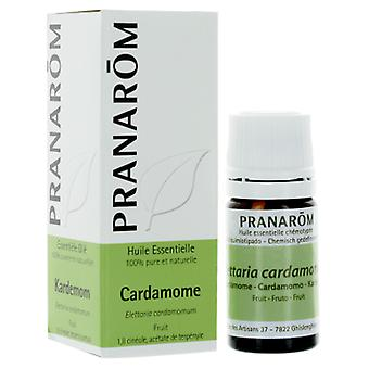 Pranarom Cardamom Essential Oil 5ml.