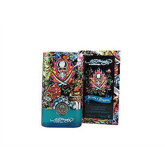 Ed Hardy Hearts & Daggers for Men 3.4 oz Eau de Toilette Spray