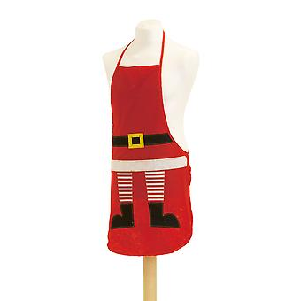 Festive Productions Red Christmas Xmas Cooking Kitchen Apron Gift