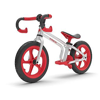 Chillafish Fixie Balance Bike Red