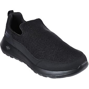 Skechers Mens Go Walk Max Slip On Casual Cushioned Shoes