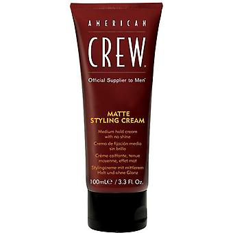 American Crew Matte Styling Cream 100 ml (Hair care , Styling products)
