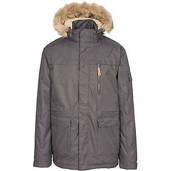 Trespass Mens Mount Bear Waterproof Windproof Padded Insulated Jacket