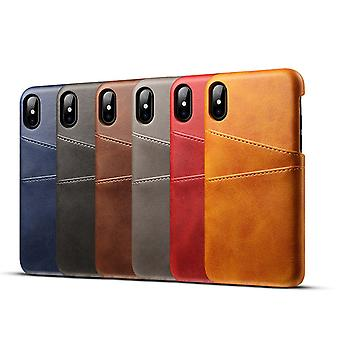 Leather Case With Card Slots for iPhone XR!