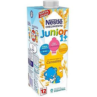 Nestlé Growth Milk with Cereals 1+ 1 Litre (Jeugd , Voederen , Liquid milk)