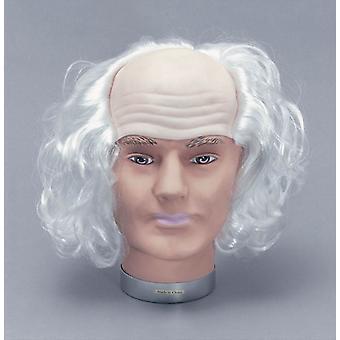 Old Man Wig. White hair.