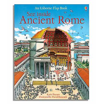 See Inside Ancient Rome by Katie Daynes - David Hancock - 97807460700