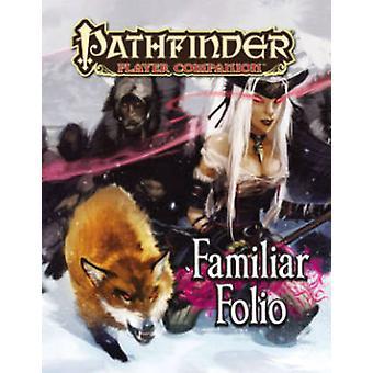 Pathfinder Player Companion - Familiar Folio by Paizo Staff - 97816012