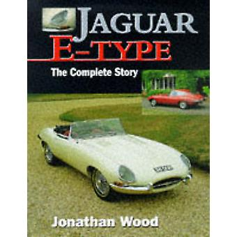 Jaguar E-type - The komplett Story (ny upplaga) av Jonathan Wood - 97