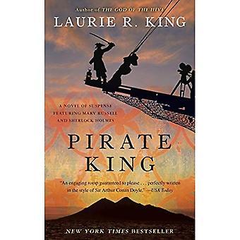 Roi des pirates: un roman à Suspense mettant en vedette Mary Russell et Sherlock Holmes
