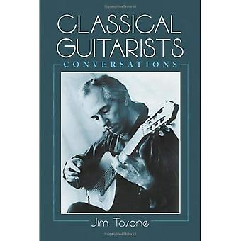 Classical Guitarists: Conversations