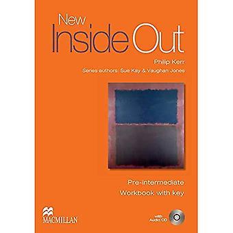 Neue Inside Out pre-Intermediate: Arbeitsmappe + Schlüssel Pack
