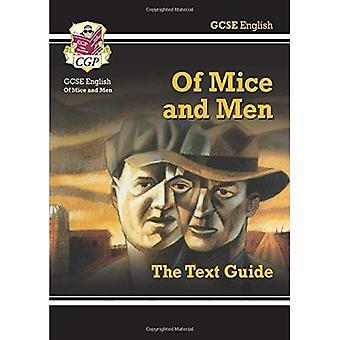 Des souris et des hommes texte Guide