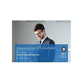 CPA Australia Global Strategy & Leadership: Passcards