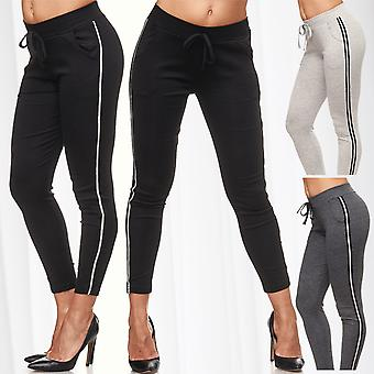 Women's tracksuit pants Jogging Pants Stretch Stiffener Sweat Pants Pants Pants Fitness