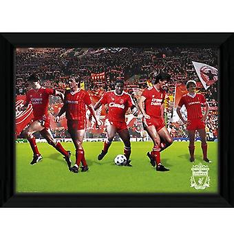 Liverpool Picture Legends 16 x 12