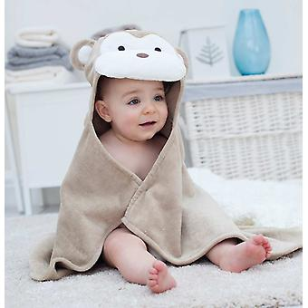 Cheeky Monkey baby towel gift set
