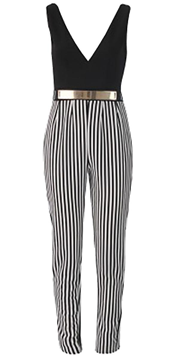 Waooh - Combi chic trousers were striped