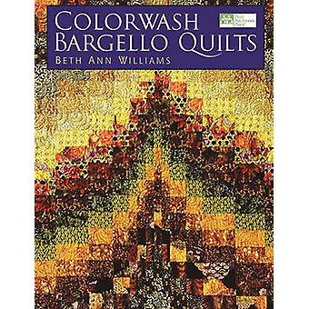Colorwash Bargello Quilts  Print on Demand Edition by Williams & Beth Ann