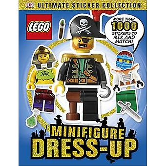 LEGO Minifigure DressUp Ultimate Sticker Collection