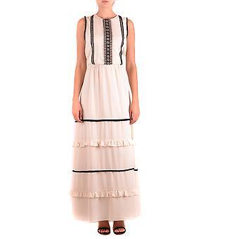 Blugirl Blumarine Beige Polyester Dress