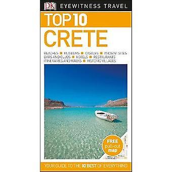 Top 10 Crete by DK Travel - 9780241296646 Book