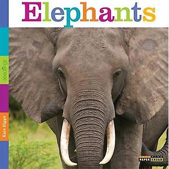 Seedlings - Elephants by Kate Riggs - 9780898127829 Book