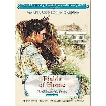 Fields of Home by Marita Conlon-McKenna - 9781402219085 Book