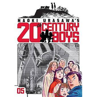 Naoki Urasawas 20th Century Boys Vol. 18 by Naoki Urasawa