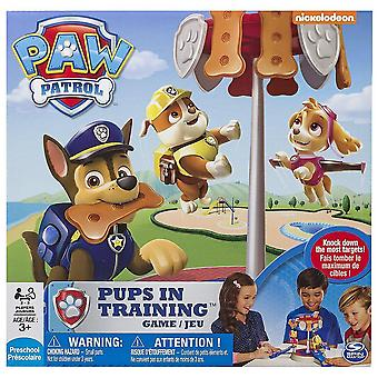Paw Patrol Pups In Training Game