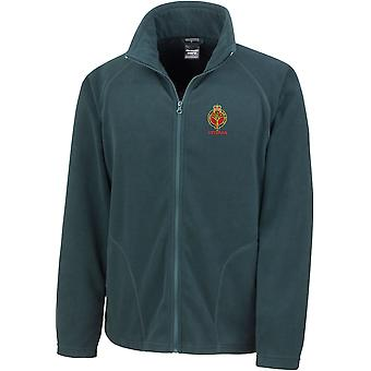 Welsh Guards Veteran - Licensed British Army Embroidered Lightweight Microfleece Jacket