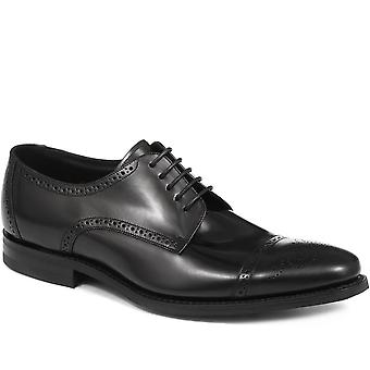 Cook goodyear welted brogue shoe- cook