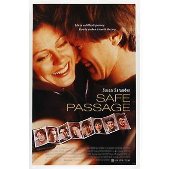 Safe Passage (1994) Original Kino Poster