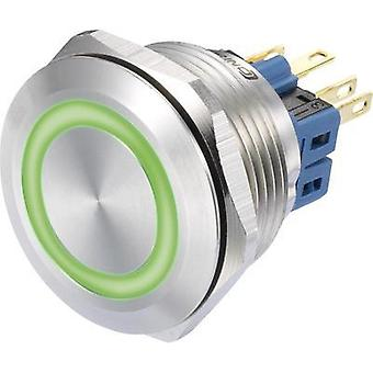 Pushbutton 250 Vac 3 A 1 x On/(On) TRU COMPONENTS