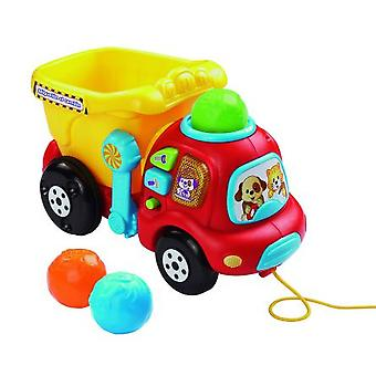 Vtech Miquelon The Truck (Babies , Toys , Baby Trolleys And Roadrunners)