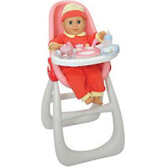 Vercor Highchair With Doll (Toys , Dolls And Accesories , Baby Dolls , Accessoiries)