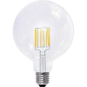 LED E27 Globe 6 W = 40 W Warm white (Ø x L) 125 mm x 180 mm EEC: A+ Segula Filament, dimmable 1 pc(s)