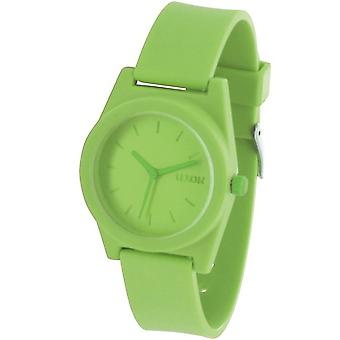 Green Lexon Spring Rubber Watch - Large