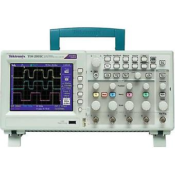Digital Tektronix TDS2012C 100 MHz 2-channel 2 nul