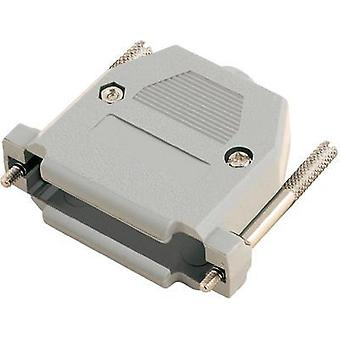 D-SUB housing Number of pins: 15 Plastic 180 ° Grey MH Connectors 2360-0102-32 1 pc(s)